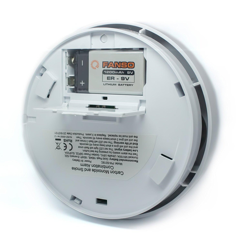 Lds Smoke Amp Co Detector Pw 521sc Single Pack Landlord